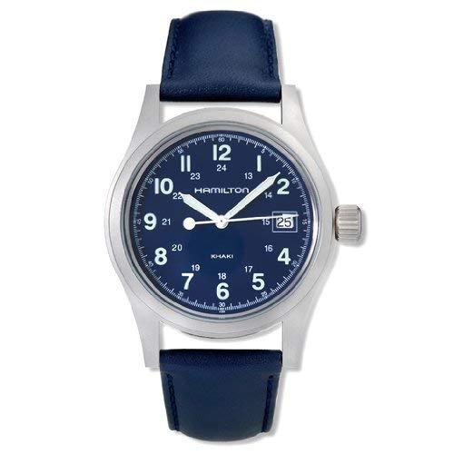 """ハミルトン 腕時計 メンズ 【送料無料】Hamilton Khaki Field Men""""s Quartz Watch H68411643ハミルトン 腕時計 メンズ"""