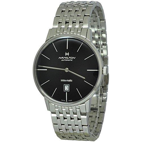 ハミルトン 腕時計 メンズ 【送料無料】Hamilton Intra-Matic Mens Watch H38755131ハミルトン 腕時計 メンズ