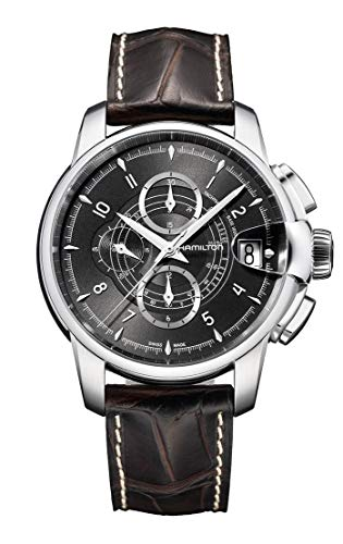 ハミルトン 腕時計 メンズ Hamilton Timeless Classic Railroad Auto Chrono Mens Watch H40616535ハミルトン 腕時計 メンズ