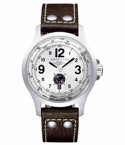 ハミルトン 腕時計 メンズ Hamilton Khaki Aviation QNE Men's Automatic Watch H76515553ハミルトン 腕時計 メンズ