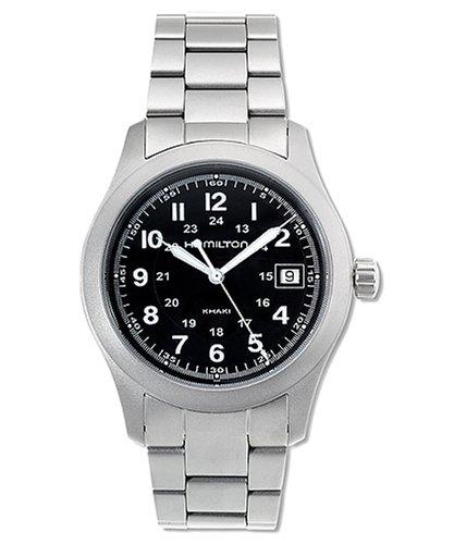 Watch腕時計 腕時計 Bracelet ハミルトン III メンズ メンズ Khaki Men's H68481133 【送料無料】Hamilton ハミルトン