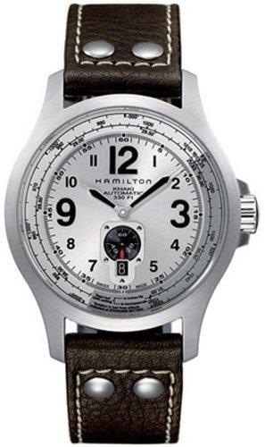 腕時計 ハミルトン メンズ 【送料無料】Hamilton Watches- Hamilton Khaki Aviation QNE Automatic Men's Watch腕時計 ハミルトン メンズ
