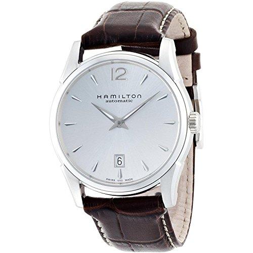 ハミルトン 腕時計 メンズ 【送料無料】Hamilton Jazzmaster Silver Dial Men's Watch - H38515555ハミルトン 腕時計 メンズ