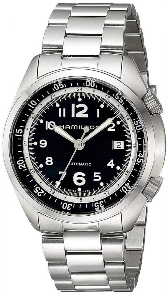 ハミルトン 腕時計 メンズ 【送料無料】HAMILTON watch Khaki Pilot Pioneer Auto H76455133 Men's [regular imported goods]ハミルトン 腕時計 メンズ