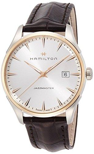 ハミルトン 腕時計 メンズ HAMILTON watch jazz master stringent H32441551 Men's Watchハミルトン 腕時計 メンズ