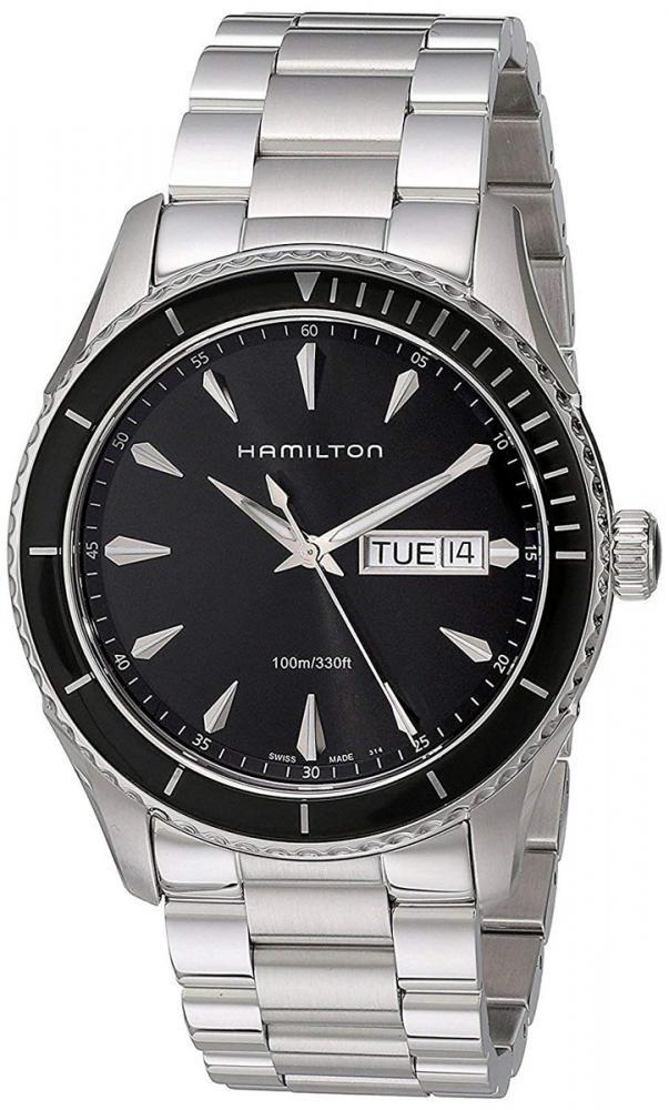 ハミルトン 腕時計 メンズ HAMILTON watch Jazzmaster Seaview Day Date H37511131 Men's [regular imported goods]ハミルトン 腕時計 メンズ