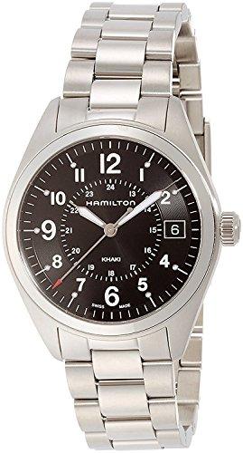 腕時計 ハミルトン メンズ 【送料無料】HAMILTON watch khaki field calendar H68551933 Men's [regular imported goods]腕時計 ハミルトン メンズ