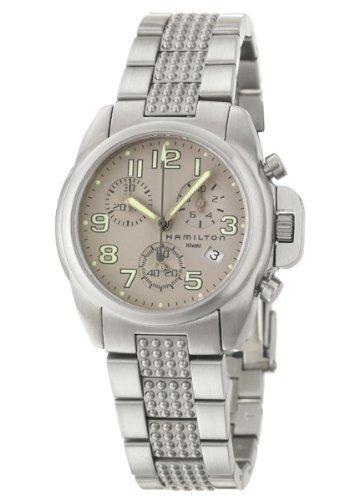 """ハミルトン 腕時計 メンズ 【送料無料】Hamilton Khaki Action Chrono Men""""s Quartz Watch H63312153ハミルトン 腕時計 メンズ"""