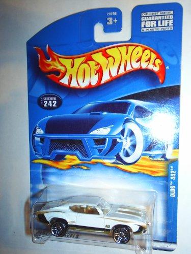 ホットウィール マテル ミニカー ホットウイール 【送料無料】#2000-242 Olds 442 Pr-5 Collectible Collector Car Mattel Hot Wheels 1:64 Scaleホットウィール マテル ミニカー ホットウイール