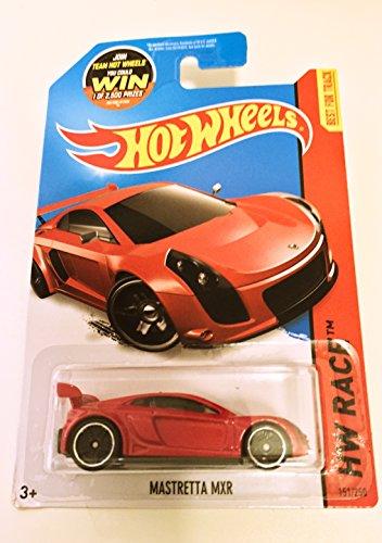 ホットウィール マテル ミニカー ホットウイール Hot Wheels 2015 HW Race Mastretta MXR 151/250, 赤ホットウィール マテル ミニカー ホットウイール