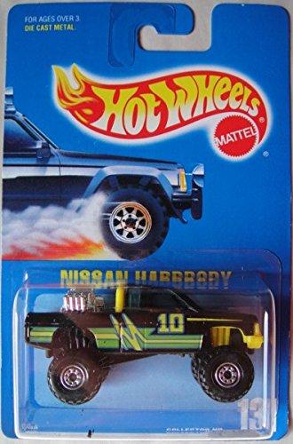 ホットウィール マテル ミニカー ホットウイール HOT WHEELS NISSAN HARDBODY #131ホットウィール マテル ミニカー ホットウイール