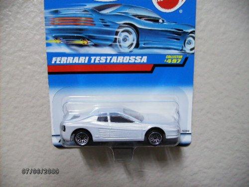 ホットウィール マテル ミニカー ホットウイール Hot Wheels Ferrari Testarossa (1997)#497-wsp'sホットウィール マテル ミニカー ホットウイール