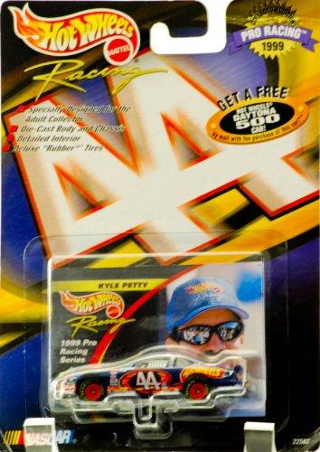 ホットウィール マテル ミニカー ホットウイール 【送料無料】1999 - Mattel - Hot Wheels Racing - Pro Racing Collector Edition - Kyle Petty - #44 Hot Wheels - Pontiac Grand Prix - Red Wheels - Upper Decホットウィール マテル ミニカー ホットウイール