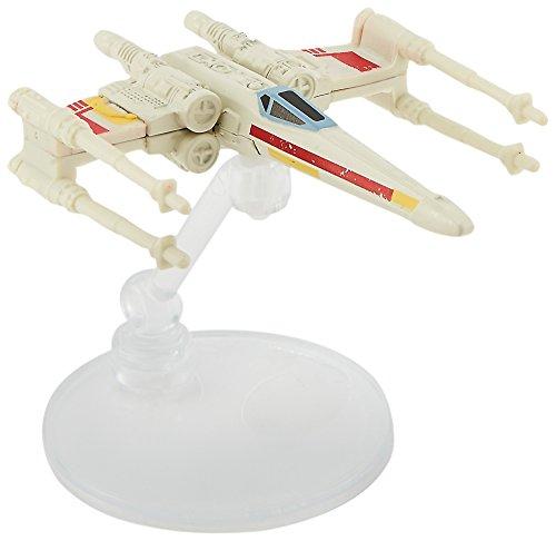 ホットウィール マテル ミニカー ホットウイール 【送料無料】Hot Wheels Star Wars X-wing Red Three, vehicleホットウィール マテル ミニカー ホットウイール
