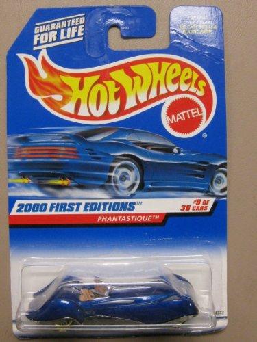 ホットウィール マテル ミニカー ホットウイール Hotwheels Phantastique-2000-069 1st Editions #9-36ホットウィール マテル ミニカー ホットウイール