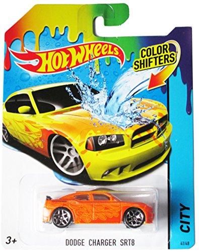 ホットウィール マテル ミニカー ホットウイール 【送料無料】Hot Wheels City 2014 Color Shifters - Dodge Charger Srt8 41/48ホットウィール マテル ミニカー ホットウイール