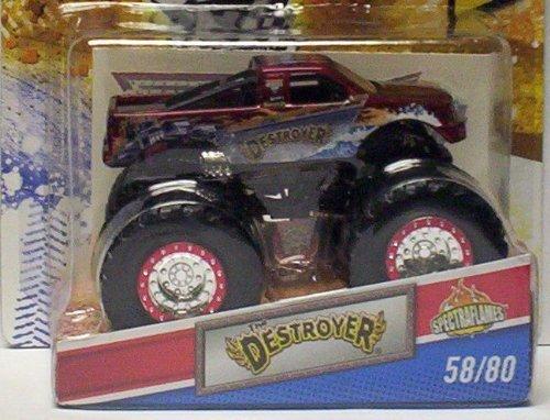 ホットウィール マテル ミニカー ホットウイール 【送料無料】2011 Hot Wheels Monster Jam