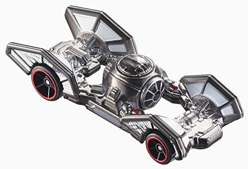 ホットウィール マテル ミニカー ホットウイール Hot Wheels Star Wars First Order Tie Fighter Carship Vehicleホットウィール マテル ミニカー ホットウイール