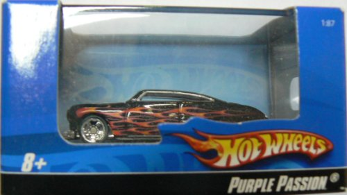 ホットウィール マテル ミニカー ホットウイール 【送料無料】Hot Wheels Black Purple Passion - 1:87 - 2007ホットウィール マテル ミニカー ホットウイール