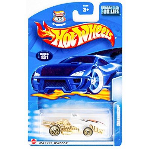 ホットウィール マテル ミニカー ホットウイール Hot Wheels 2003 Sharkruiser #131 WHITE 1:64 Scaleホットウィール マテル ミニカー ホットウイール