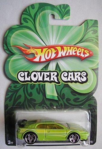 ホットウィール マテル ミニカー ホットウイール HOT WHEELS CLOVER CARS 緑 LOTUS ESPRITホットウィール マテル ミニカー ホットウイール