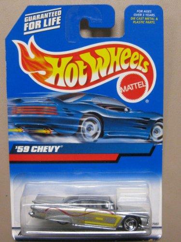 ホットウィール マテル ミニカー ホットウイール Hot Wheels '59 Chevy 2000 Series Collector #116ホットウィール マテル ミニカー ホットウイール