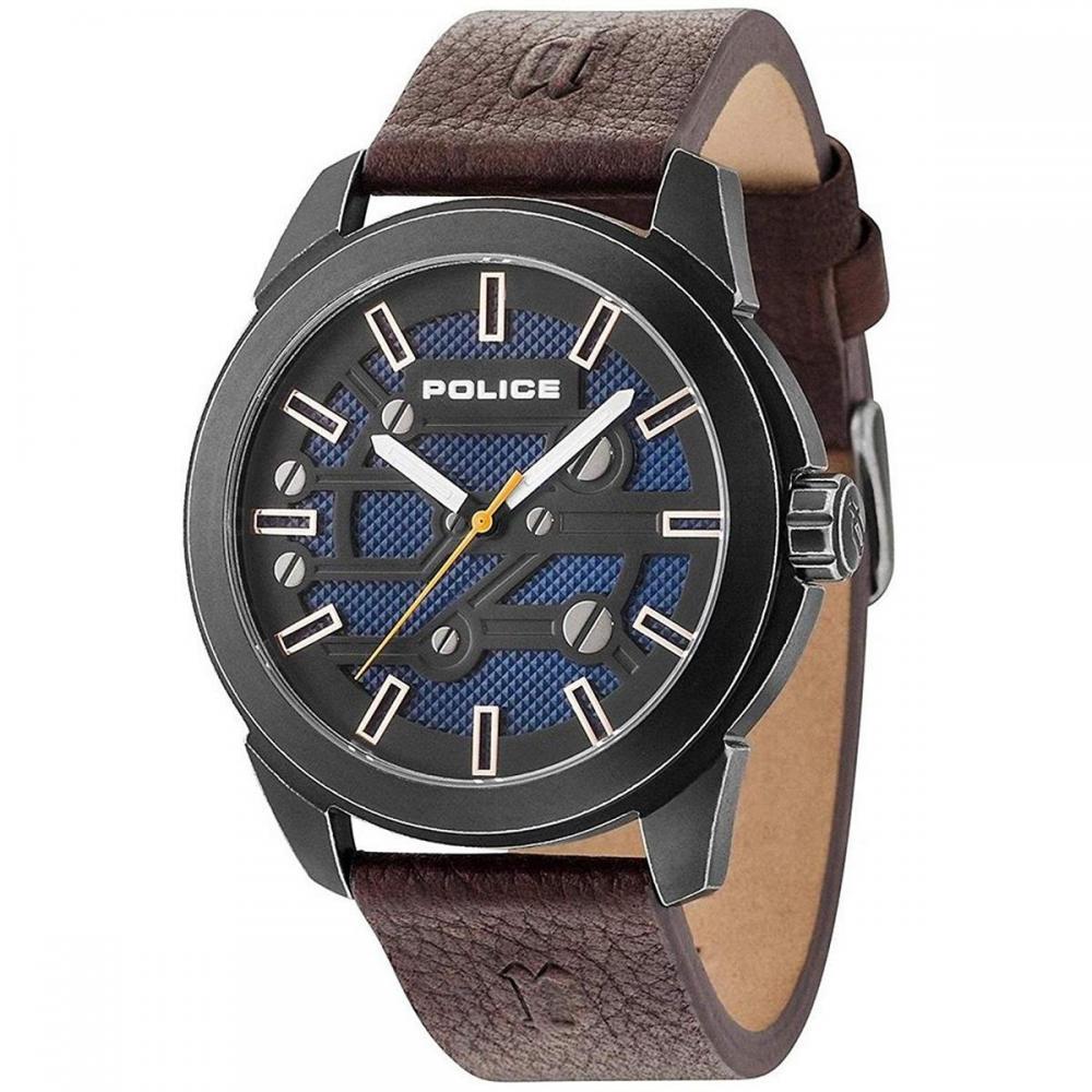ポリス 腕時計 メンズ Police MYSTERY PL.14637JSQU/03 Mens Wristwatch Design Highlightポリス 腕時計 メンズ