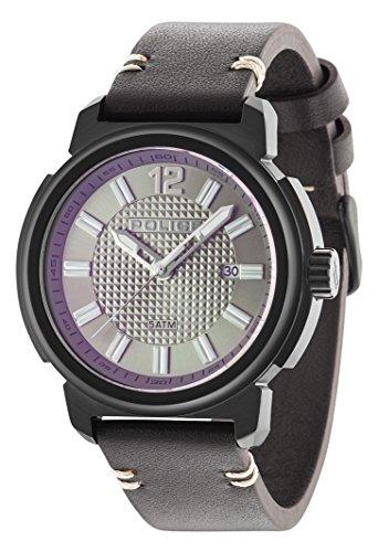 ポリス 腕時計 メンズ 【送料無料】Police TRAMP PL14797JSB.61 Mens Wristwatch Dual Displayポリス 腕時計 メンズ