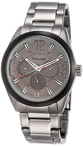 ポリス 腕時計 メンズ Police 13894JSUB-61M Mens Atlanta Chronograph Grey Watchポリス 腕時計 メンズ
