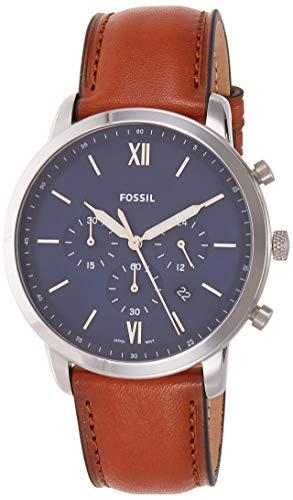 フォッシル 腕時計 メンズ 【送料無料】Fossil Men's Neutra Chronograph Leather Watch (Model: FS5453)フォッシル 腕時計 メンズ