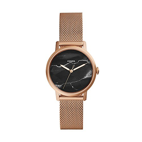 フォッシル 腕時計 レディース Fossil Women's Neely Analog-Quartz Watch with Stainless-Steel Strap, Rose Gold, 16 (Model: ES4405)フォッシル 腕時計 レディース