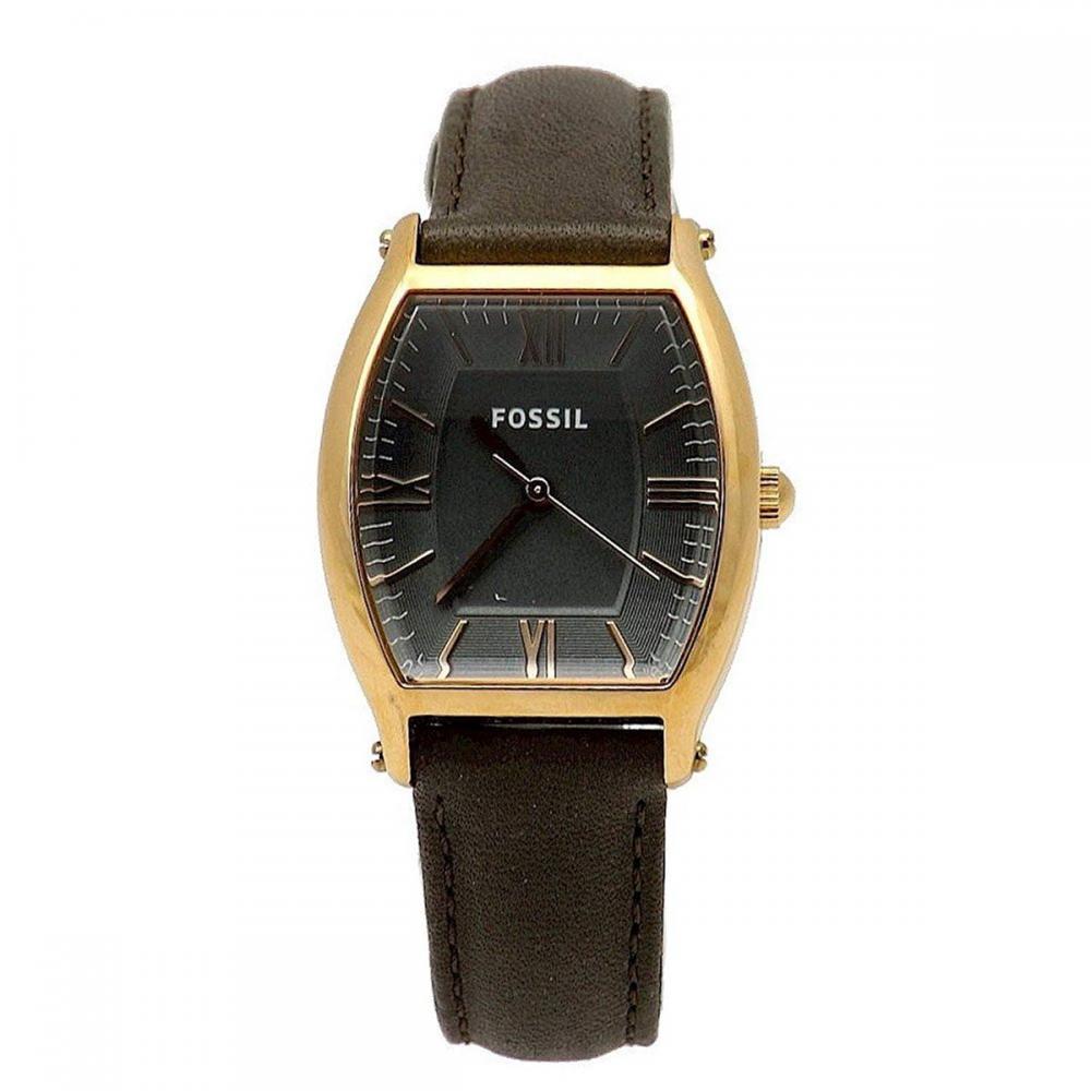 フォッシル 腕時計 レディース Fossil Wallace Leather Watch Smoke and Rose [Watch] Fossilフォッシル 腕時計 レディース