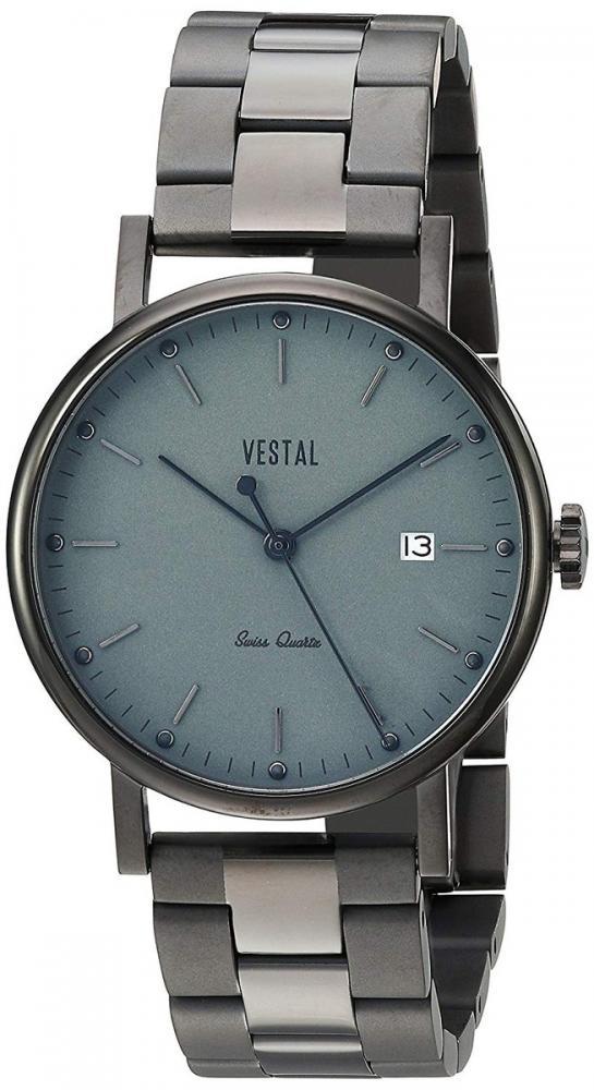 ベスタル ヴェスタル 腕時計 レディース Vestal Unisex SP36M05.3BLX Sophisticate 36 Metal Analog Display Swiss Quartz Black Watchベスタル ヴェスタル 腕時計 レディース