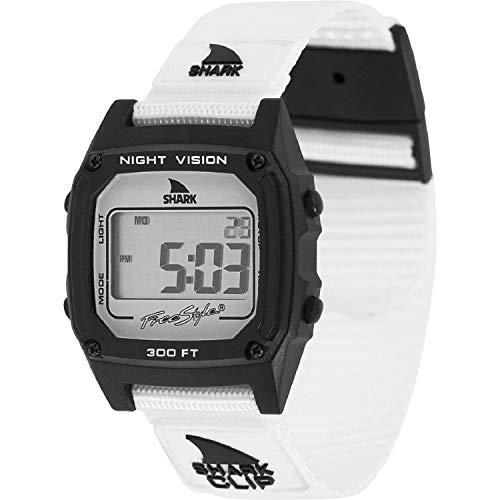 腕時計 フリースタイル メンズ 夏の腕時計特集 【送料無料】Freestyle Shark Classic Clip Monochrome Unisex Watch FS101011腕時計 フリースタイル メンズ 夏の腕時計特集