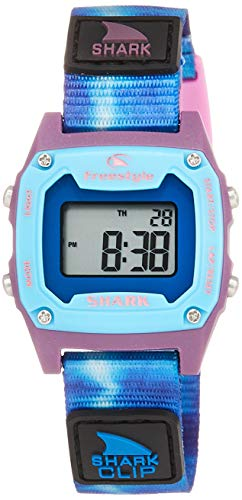 腕時計 フリースタイル メンズ 夏の腕時計特集 【送料無料】Freestyle Shark Mini Clip Tie-Dye Blue Sea Unisex Watch FS101020腕時計 フリースタイル メンズ 夏の腕時計特集