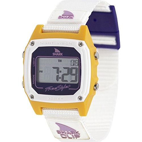 腕時計 フリースタイル メンズ 夏の腕時計特集 【送料無料】Freestyle Shark Classic Clip Peach N Purple Unisex Watch FS101010腕時計 フリースタイル メンズ 夏の腕時計特集