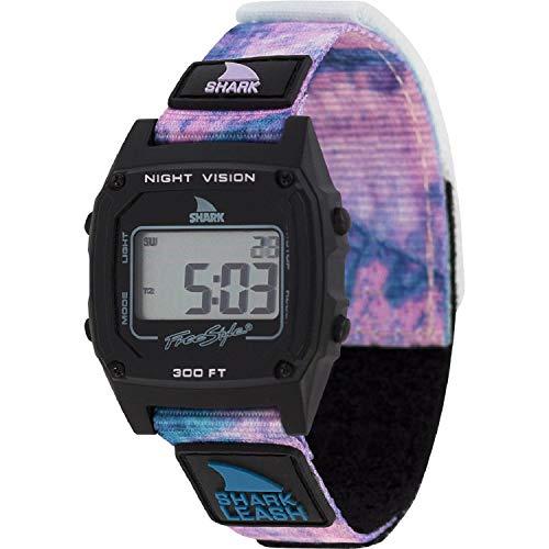 腕時計 フリースタイル メンズ 夏の腕時計特集 【送料無料】Freestyle Shark Classic Leash Tie-Dye Black Twist Unisex Watch FS101018腕時計 フリースタイル メンズ 夏の腕時計特集