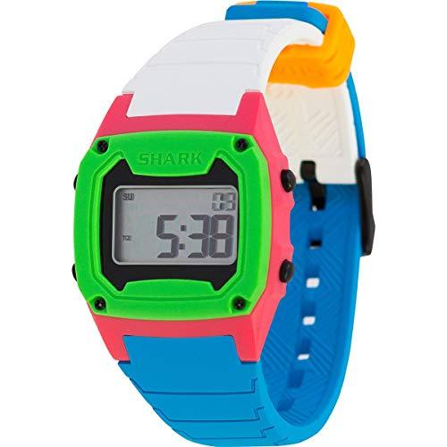 フリースタイル 腕時計 メンズ アウトドアウォッチ特集 【送料無料】Freestyle Shark Classic Since '81 Black Neon Unisex Watch FS101012フリースタイル 腕時計 メンズ アウトドアウォッチ特集
