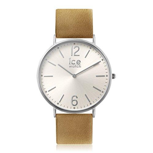 アイスウォッチ 腕時計 レディース かわいい 【送料無料】Ice-Watch - City Belfast - Men's (Unisex) Wristwatch with Leather Strap - 012821 (Medium)アイスウォッチ 腕時計 レディース かわいい