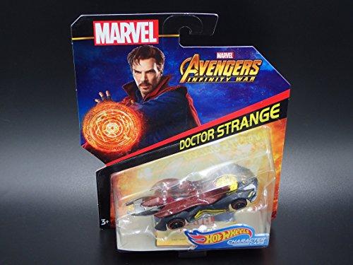 ホットウィール マテル ミニカー ホットウイール 【送料無料】Hot Wheels Marvel Character Car Doctor Strange (Infinity War) Die-Cast Vehicleホットウィール マテル ミニカー ホットウイール