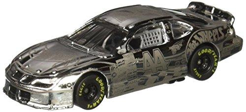 ホットウィール マテル ミニカー ホットウイール 【送料無料】2000 - Mattel - Hot Wheels Racing - Deluxe Series - NASCAR - Chaser / Variant - Kyle Petty - #44 Chrome Pontiac Grand Prix & Graphics - w/ Cホットウィール マテル ミニカー ホットウイール