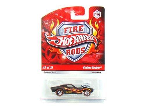 ホットウィール マテル ミニカー ホットウイール Hot Wheels Fire Rods #2/26 - Rodger Dodgerホットウィール マテル ミニカー ホットウイール