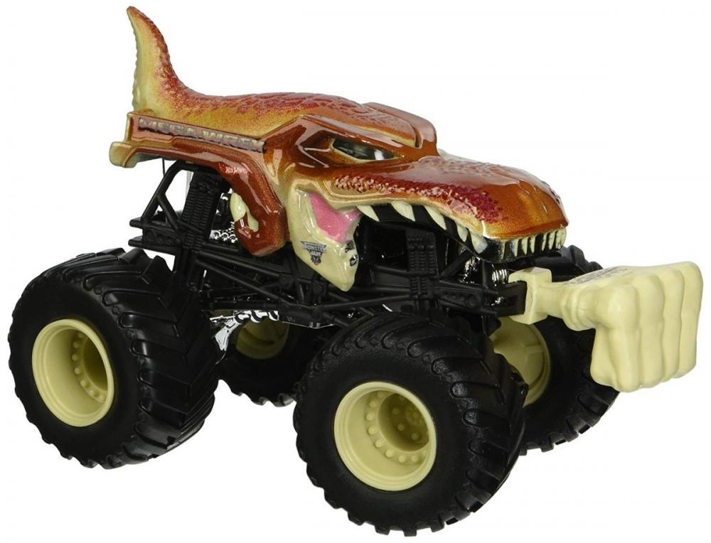 191d88bd40 Wrex Mega Jam Monster wheels Hot ホットウイール ミニカー マテル ホットウィール brown ホットウイール  ミニカー マテル RAREホットウィール NEW slammer battle on ...