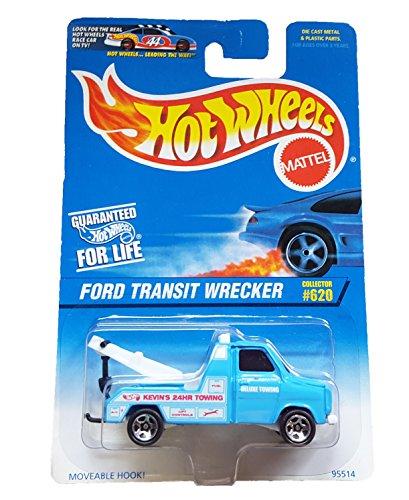 ホットウィール マテル ミニカー ホットウイール 【送料無料】Hot Wheels 1997 #620 FORD TRANSIT WRECKERホットウィール マテル ミニカー ホットウイール