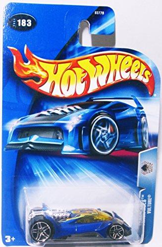 ホットウィール マテル ミニカー ホットウイール Hot Wheels 2004 Track Aces Vulture 青 183ホットウィール マテル ミニカー ホットウイール