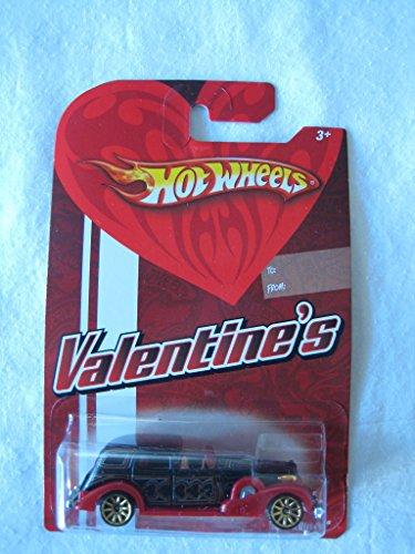 ホットウィール マテル ミニカー ホットウイール 【送料無料】Hot Wheels Mattel 2009 Valentine's Cool Cars Metal 1:64 Scale Die Cast Car '35 Cadillacホットウィール マテル ミニカー ホットウイール