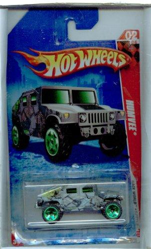 ホットウィール マテル ミニカー ホットウイール 【送料無料】Hot Wheels 2010-198/240 Race World Battle 02/04 Humvee 1:64 Scaleホットウィール マテル ミニカー ホットウイール