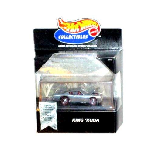 ホットウィール マテル ミニカー ホットウイール 【送料無料】Hot Wheels Collectables KING 'KUDA Zamac 1:64 Scale Die Cast Carホットウィール マテル ミニカー ホットウイール