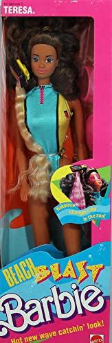 【お気に入り】 バービー バービー人形 3249【送料無料 バービー】Barbie バービー人形 Doll Beach バービー人形 Blast Teresa 1988バービー バービー人形 3249, ゴスロリワールド:ae63a658 --- kventurepartners.sakura.ne.jp