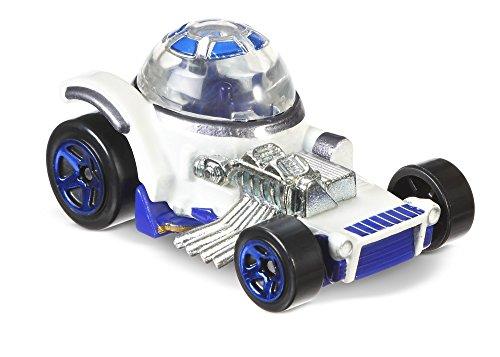 ホットウィール マテル ミニカー ホットウイール 【送料無料】Hot Wheels Star Wars Character Cars 40th New Hope R2-D2 Vehicleホットウィール マテル ミニカー ホットウイール